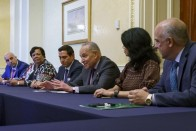 Amid Massive Opposition, Senate Democrats Press Ahead On Voting Bill