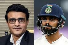 World Test Championship Final: BCCI President Sourav Ganguly Tells Virat Kohli What India Should Do