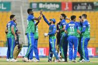 PSL 2021: Multan Sultans Knock Quetta Gladiators Out Of Playoffs With 110-run Win