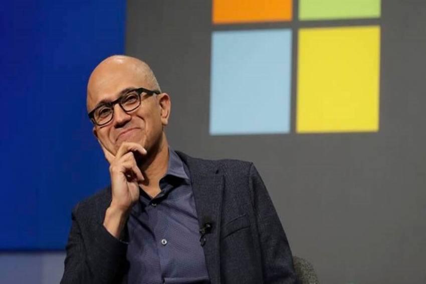 Microsoft Names Satya Nadella As Company's Chairman