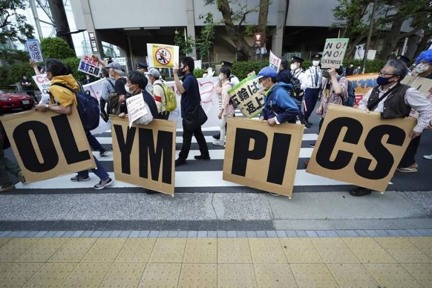 Japanese Medical Community Opposes To Holding Tokyo Olympics And Paralympics