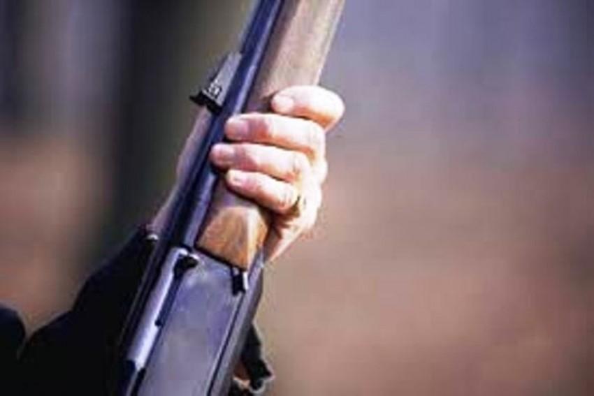 Cop Shot Dead In Srinagar