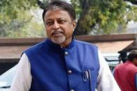 Centre Withdraws VIP Security Cover Of Mukul Roy