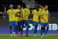 Copa America: Brazil Beat Peru 4-0 To Move Atop Group B