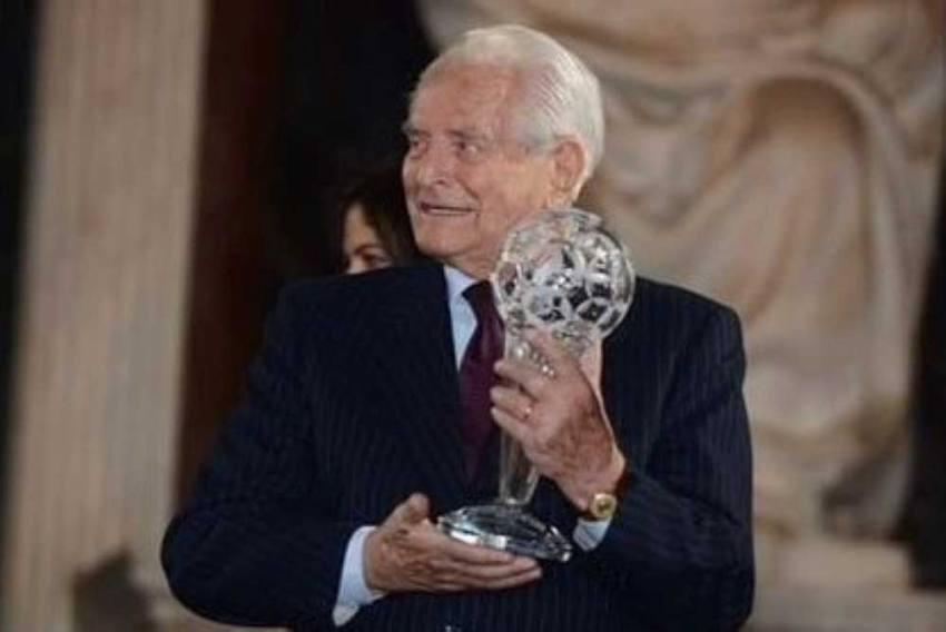 Giampiero Boniperti, Part Of 'Magical Trio' At Juventus, Dies At 92