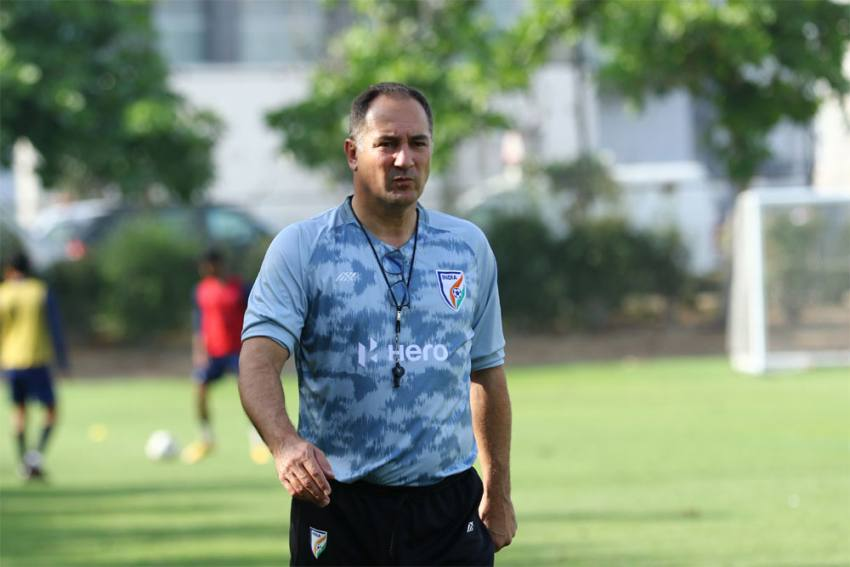 National Team Not A Factory To Produce Players: India Coach Igor Stimac