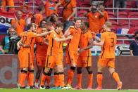 Euro 2020: Memphis Depay, Denzel Dumfries Score, Netherlands Beat Austria 2-0