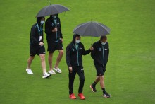 WTC Final, India Vs New Zealand: Teams Unperturbed After Rain Washes Out Day 1