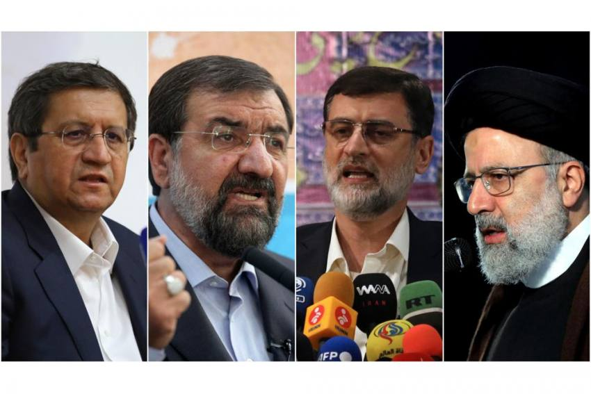 Iran Presidential Elections: Polls Tipped In Favour Of Hardliner Ebrahim Raisi