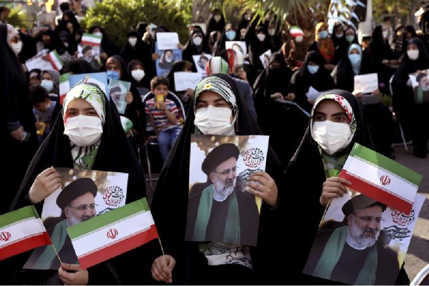 Iranians Vote To Elect Their New President; Is Iran A Democracy? Here's All You Need To Know