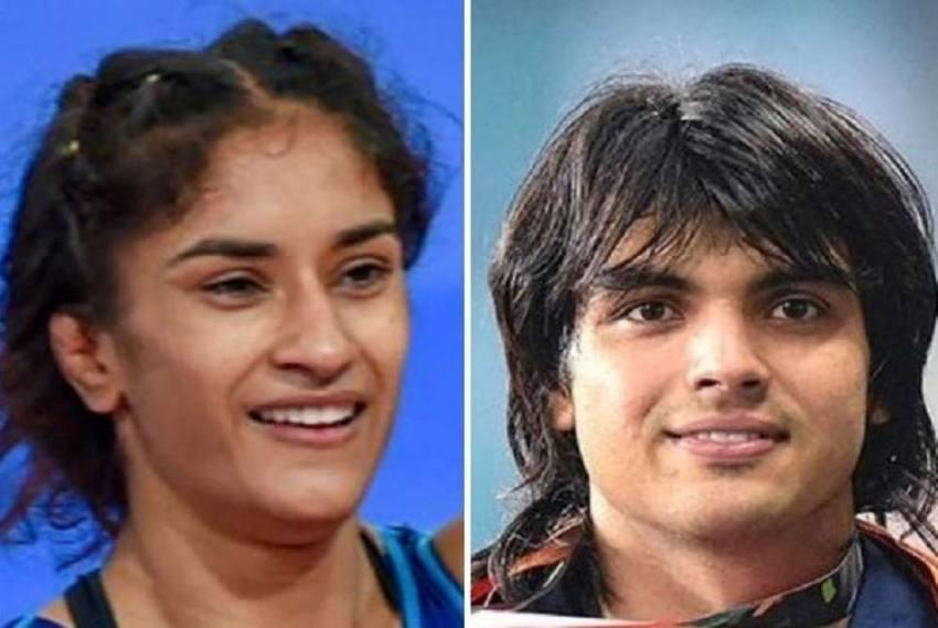 SAI Allows Neeraj Chopra, Vinesh Phogat To Continue Training In Europe Ahead Of Tokyo Olympics