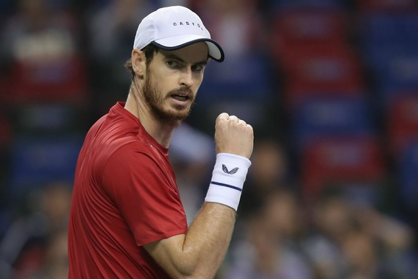 Queen's Club: Matteo Berrettini Overpowers Andy Murray 6-3, 6-3, Enters Quarterfinals