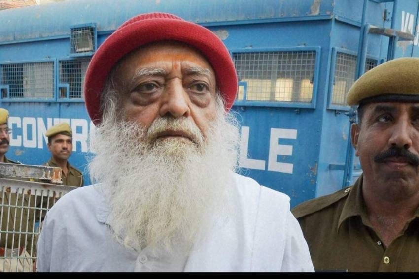 Asaram Bapu's Plea For Shifting Him To Ayurvedic Centre Infructuous: Rajasthan Govt To SC