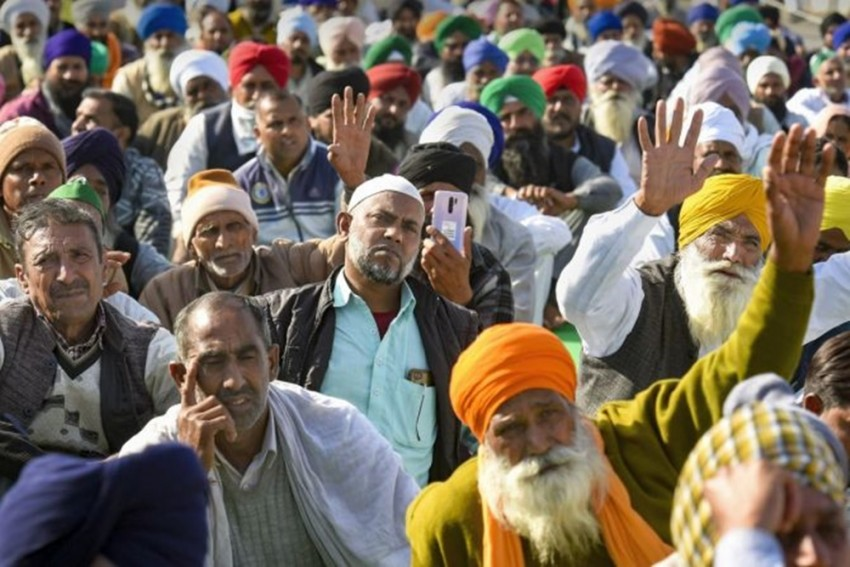 Farmers' Protest: Centre Rules Out Repealing 3 Farm Laws, Says Ready To Resume Talks On Provisions