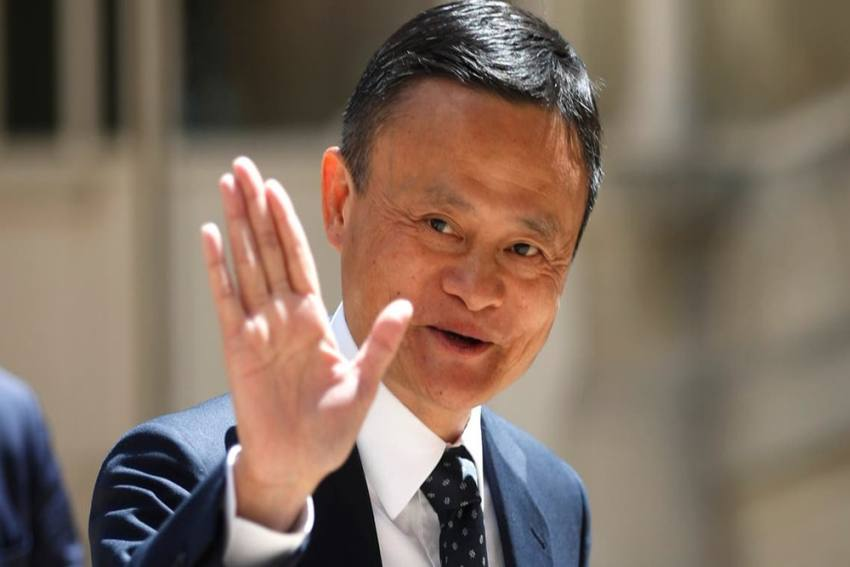 Alibaba's Jack Ma Is 'Lying Low', Focusing On Hobbies: Co-Founder