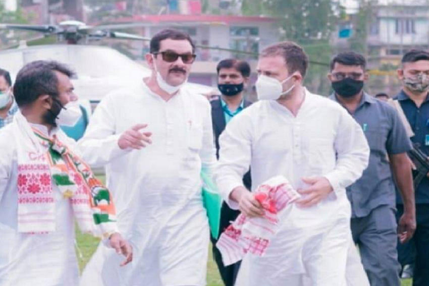 Congress MLA Quits In Assam, Tipped To Join BJP