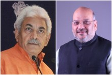 J&K LG Meets Amit Shah, Sparks Speculations