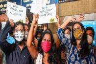 Will Continue Our Struggle, Say Student Activists Freed From Jail In Delhi Riot Case