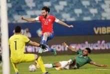 Copa America: Englishman Ben Brereton Scores In Chile's 1-0 Win Over Bolivia