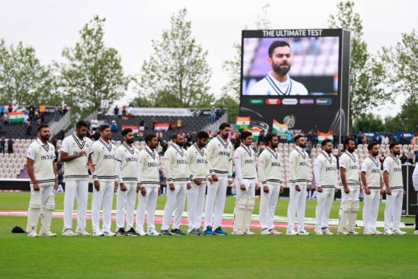 WTC Final 2021, NZ Vs IND: Indian Cricket Team Salutes Milkha Singh By Wearing Black Armbands