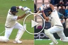 IND Vs NZ, WTC Final: Virat Kohli Treats Fans With Stunning Cover Drive - VIDEOS
