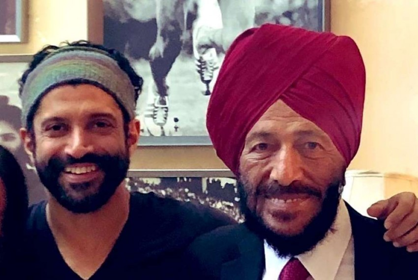 You Represented A Dream: Farhan Akhtar Pays An Emotional Tribute to 'Flying Sikh' Milkha Singh