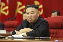 Kim Jong Un 'Solemnly Swears' To Steer North Korea Through Economic Troubles