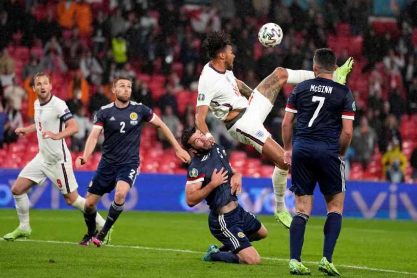 Euro 2020: Harry Kane Struggles As England Held To Goalless Draw By Scotland