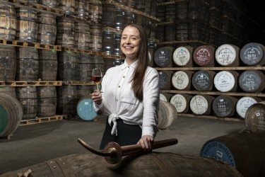 The Balvenie Global Brand Ambassador Gemma Paterson Explains The Science And Art Of Whisky Making