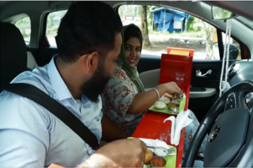 Covid-19: Kerala Tourism Launches 'In-Car Dining' To Serve Food In Parked Vehicles