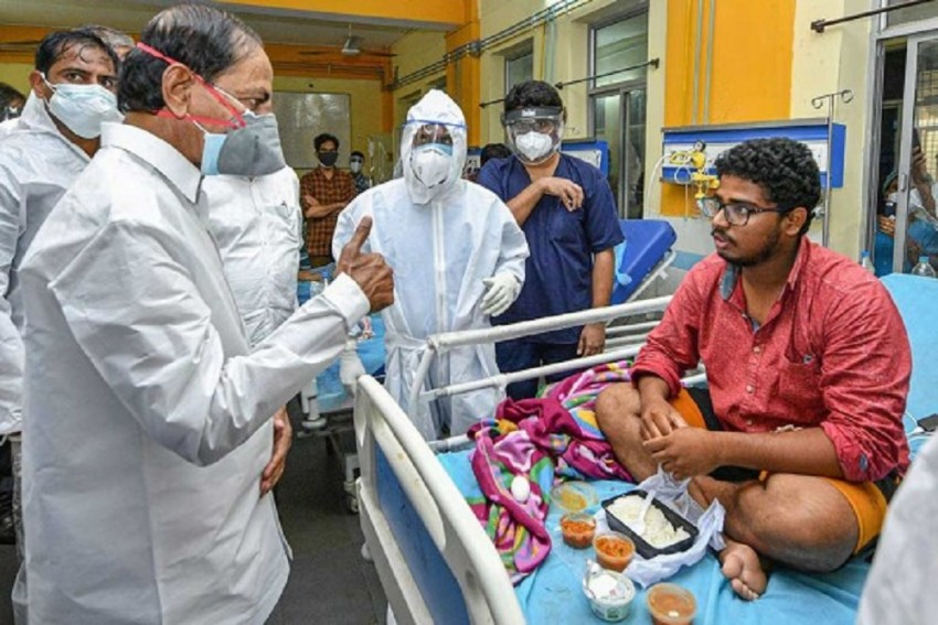 Telangana To Lift Lockdown From Sunday, Reopen Schools And Colleges From July 1