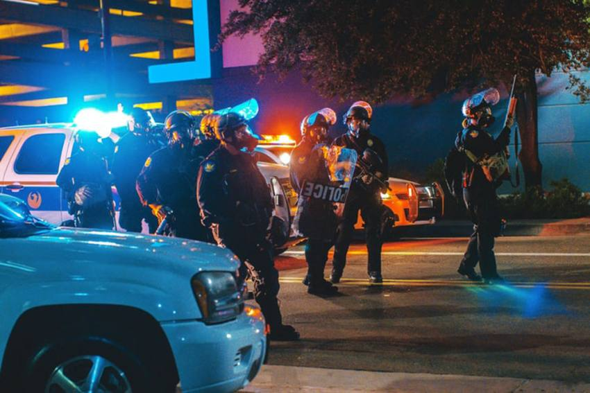 Partygoers Clash With Police In France, Several Injured At Curfew-Busting Rave Party