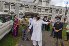 Covid Austerity: Tripura Royal Scion Pradyot DebBarma Shows The Way