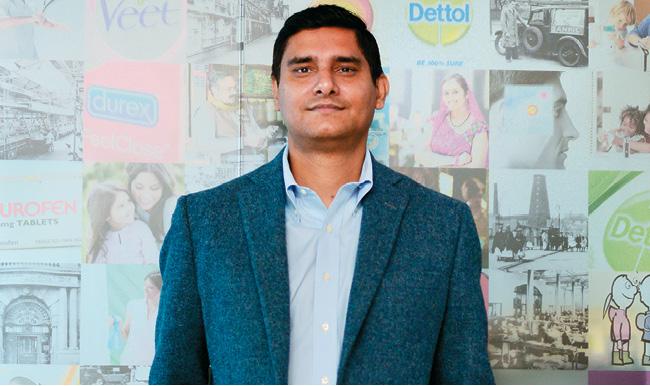 Ravi Bhatnagar, Director, External Affairs and Partnerships, Reckitt