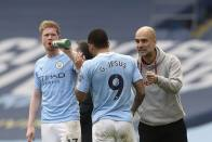 PFA Player Of The Year: Manchester City Quartet Joined By Harry Kane, Bruno Fernandes In Nominations