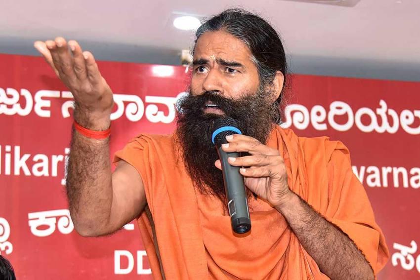 Plea To Book Baba Ramdev For Sedition In Bihar Court