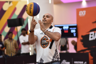 Indian Basketball Teams In The Olympics? 3BL Pro Basketball League Commissioner Rohit Bakshi certainly Thinks So