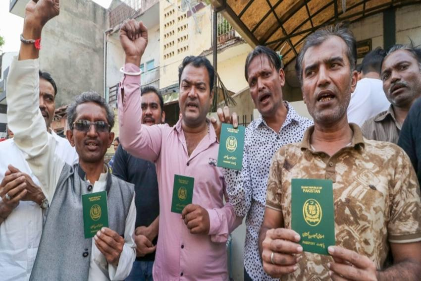 Pakistani Hindu Migrants In Rajasthan Demand Smooth Implementation Of Latest Guideline Of Citizenship