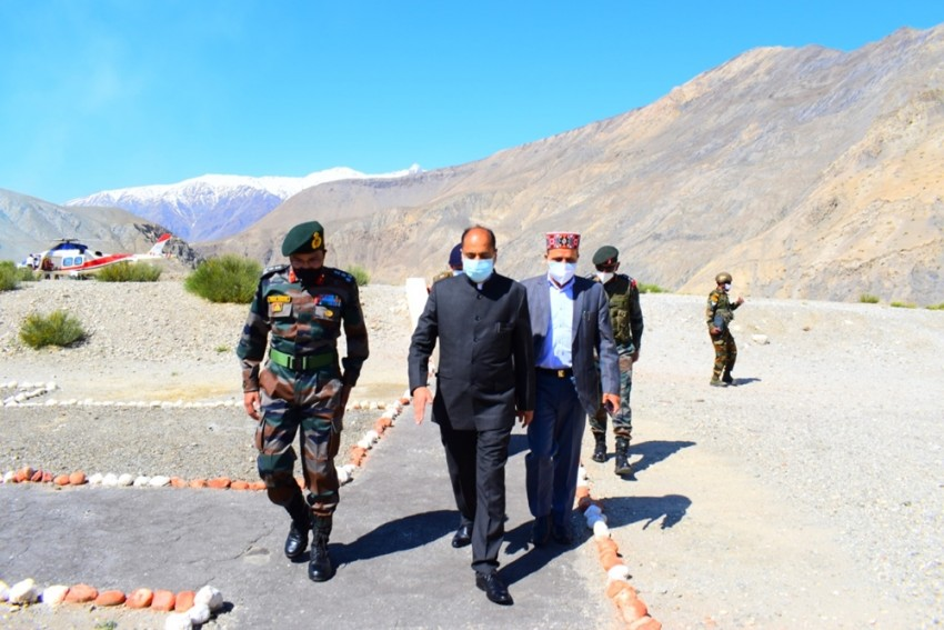 Himachal CM Says China Could Be Planning To Set Up Surveillance In Border Areas