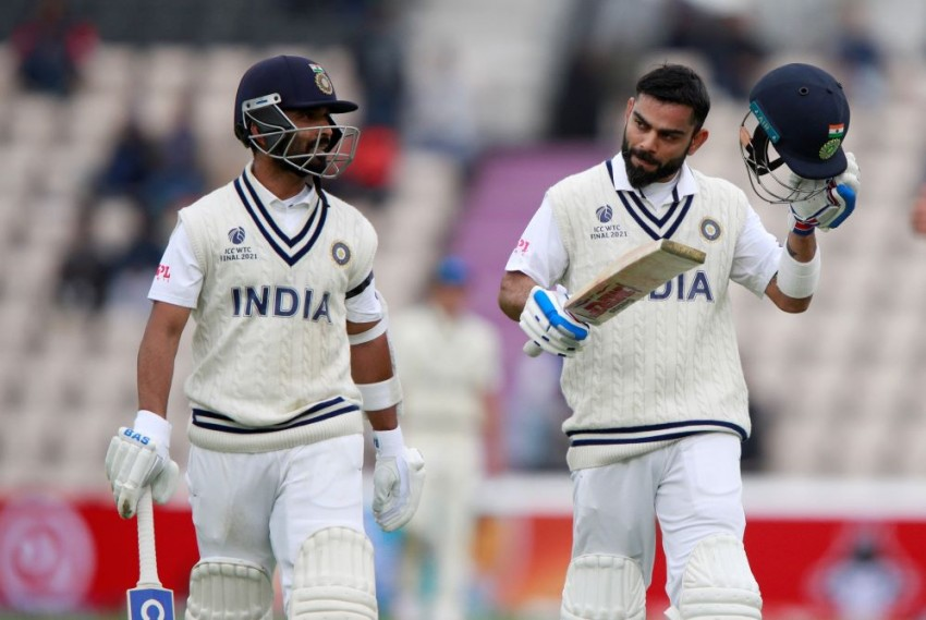 IND Vs NZ, WTC Final: Virat Kohli, The First Indian Captain To Lead At Neutral Venue And More Day 2 Stats