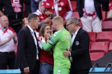 Euro 2020: Outpouring Of Support For Christian Eriksen Shows 'The Reason I Play' - Kasper Schmeichel