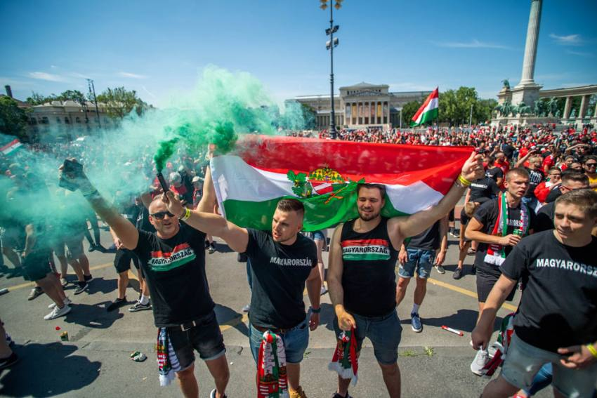 Euro 2020: UEFA Probes Discrimination At European Championship Games In Hungary