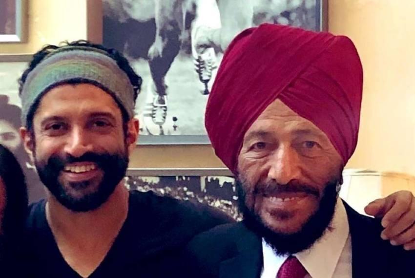 Milkha Singh's Story Speaks To Everyone: Farhan Akhtar On Memories With Sprint Legend
