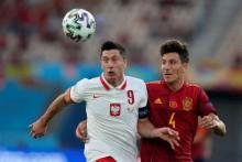 Euro 2020: Robert Lewandowski Gives Poland 1-1 Draw Against Misfiring Spain