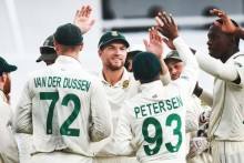 WI vs SA, 2nd Test: Wiaan Mulder Takes 1/3 As South Africa Bowl Out West Indies For 149