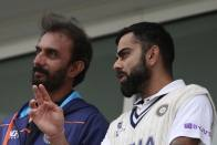 IND Vs NZ, WTC Final: 250 Is Good First Innings Score, Says India Batting Coach Vikram Rathour