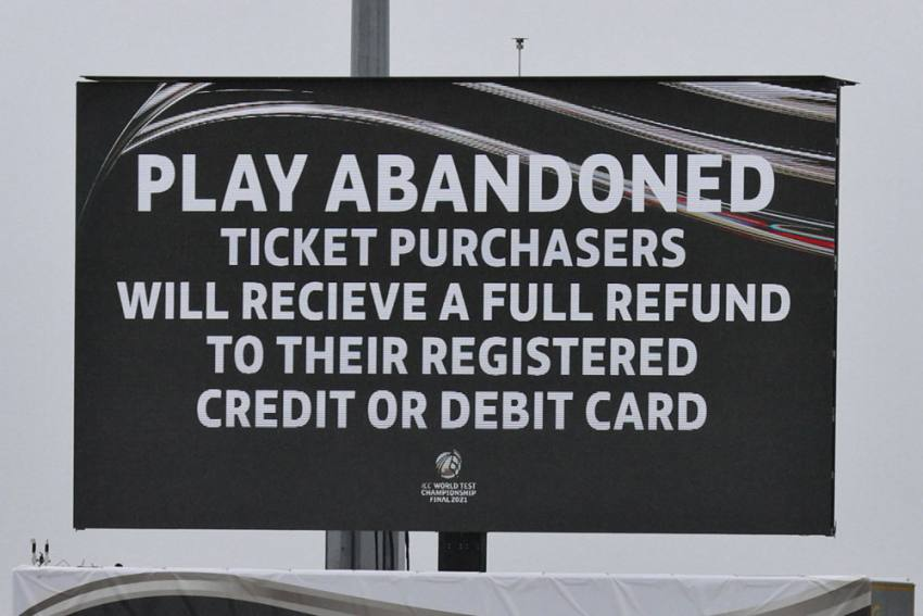IND Vs ENG, WTC Final: ICC To Sell Tickets For Reserve Day At Reduced Rates