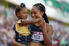 Tokyo Games: At 35, Allyson Felix Makes A Comeback And Lands Her 5th Olympics