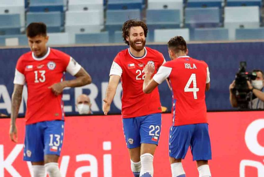 Uruguay Vs Chile, Live Streaming: When And Where To Watch Copa America 2021 Match