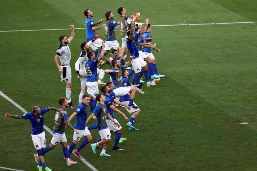 Euro 2020: Italy Extend Unbeaten Run To 30 Matches, Qualify For Last 16 Along With Wales